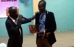 Prix d'Excellence au centre Culturel Artisttik Africa