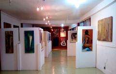 Exposition d'art à Artisttik Africa
