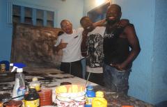 2ème édition du Festival des arts de la rue d'Assinie (Fara) en Côte d'Ivoire