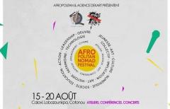 Le Bénin accueille l' édition 2016 d'Afropolitan Nomad Festival