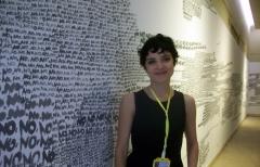 Dak'art 2016 : Idaira Del Castillo dans le symbolisme du « non »