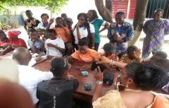 Célébration de la Journée de l'enfant africain